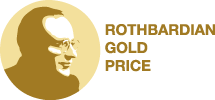 Rothbardian Gold Price